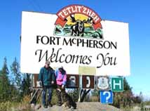 Welcome to Fort McPherson